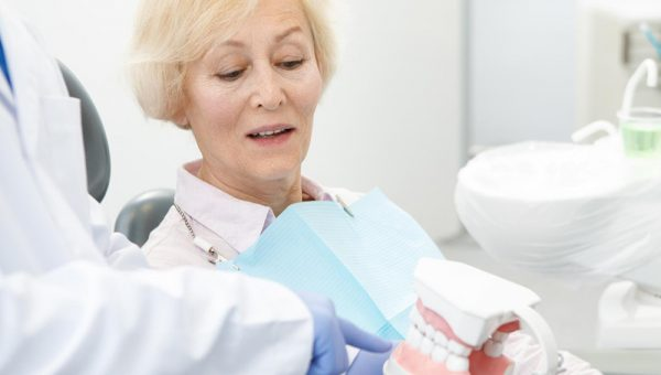 Prótesis dentales en Madrid