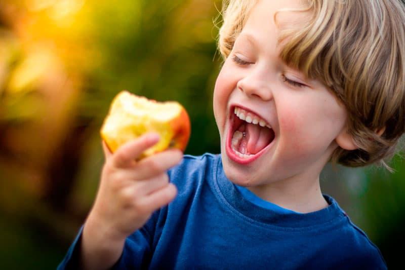 alimentos que favorecen la salud dental